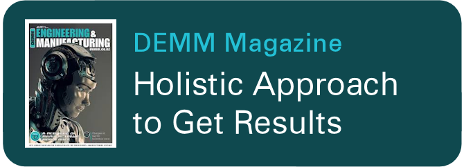 Holistic Approach to Get Results Publication